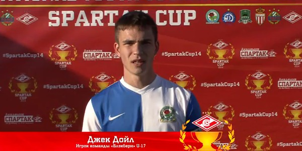 Jack Doyle about the match against Krasnodar