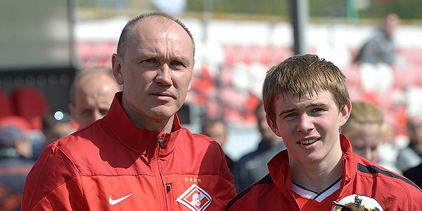 "Rodionov about ""Spartak Cup"" results"