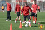 Spartak finished preparation